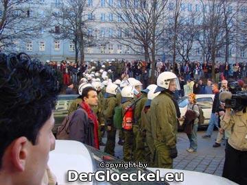 Der Sonderfall der Brandenburger Polizeieinheit 43