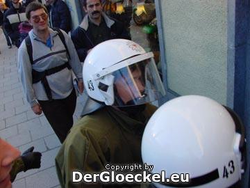 43er Brandenburgs Polizei