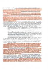 Seite 2 des Briefes der ZEUGEN JEHOVAS an HITLER