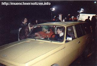 """""""Grenzfall"""" am 4.12.1989 der damaligen Tschechoslowakei"""