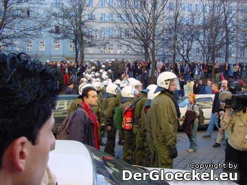 unkontrollierte Polizeikräfte - Brandenburgs Polizeigruppe 43