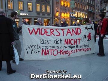 Widerstand gegen NATO