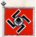 Fahne Reichsarbeitsdienst