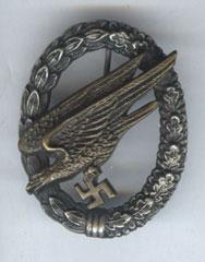 NS Fallschirmschützenabzeichen