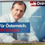 Wahlwerbung Ernst Strasser ÖVP