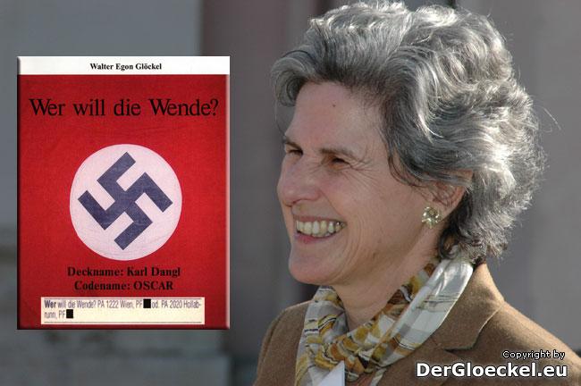 Barbara Rosenkranz in WER WILL DIE WENDE?