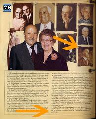 """Faksimile aus: Jehovas Zeugen - Verkündiger des Königreiches Gottes"""" Seite 452 - 1993"""
